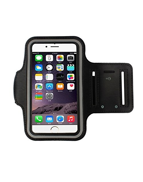 iPhone 4/4S Protective Armband Build in Key,with Credit Cards & Money Holder Gym Jogging Sports Running Case for Apple iPhone 4/4S