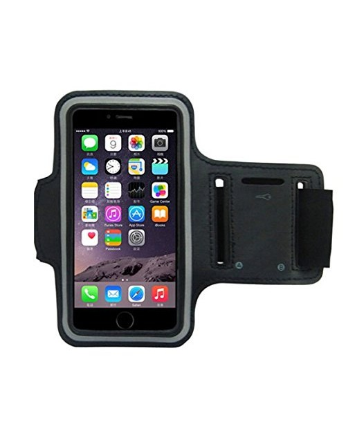 iPhone 5/5S Protective Armband Build in Key,with Credit Cards & Money Holder Gym Jogging Sports Running Case for Apple iPhone 5/5S