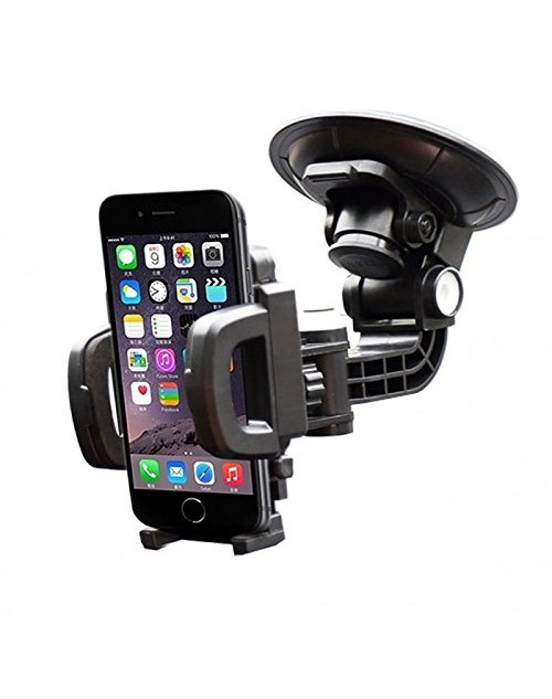 Car Mount Holder Heavy Duty Car Holder Windshield Dashboard Universal Car Cradle Premium Quality for Smartphones