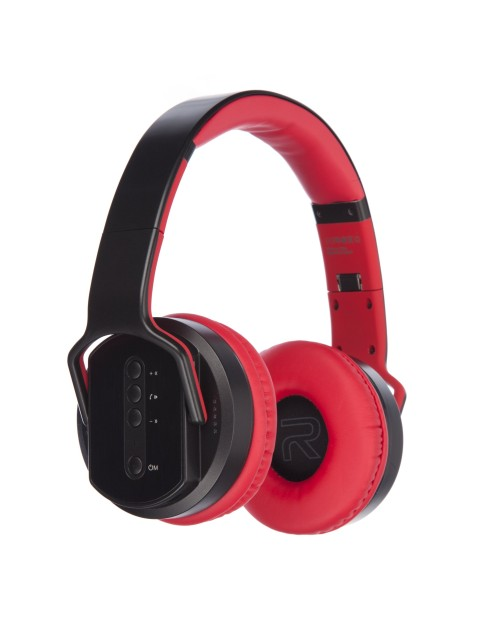 Bluetooth Headphones with Twist-Out Speakers