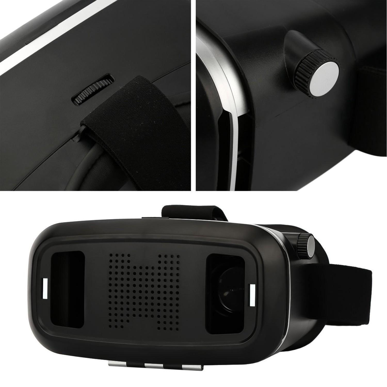 virtual reality headset 3d vr glasses smartphones. Black Bedroom Furniture Sets. Home Design Ideas