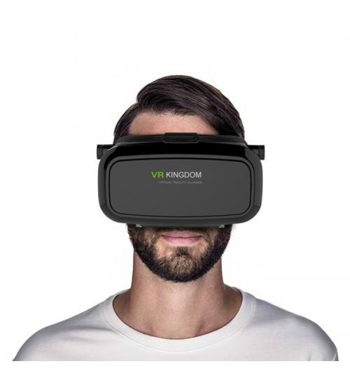 Virtual Reality Headset, 3D VR Glasses Smartphones