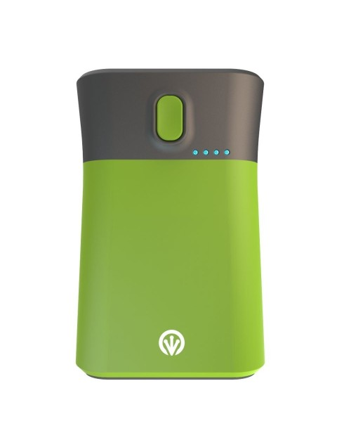 iFrogz Golite Traveler, 9000mAh Portable Charger and Flashlight for Smartphones and Tablets - Green